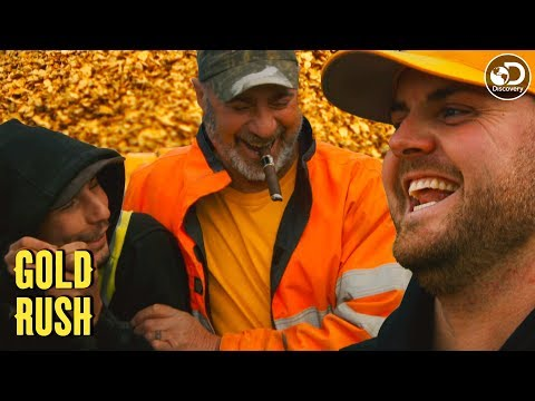Parker Shatters His Season Goal | Gold Rush