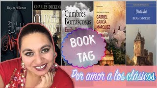 Gambar cover Booktag | Por Amor A Los Clásicos | MundoForbit