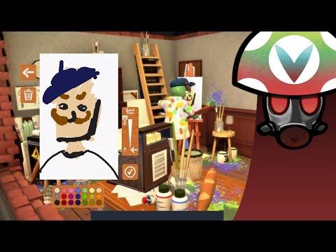 Art Games  - Rev After Hours [Vinesauce]