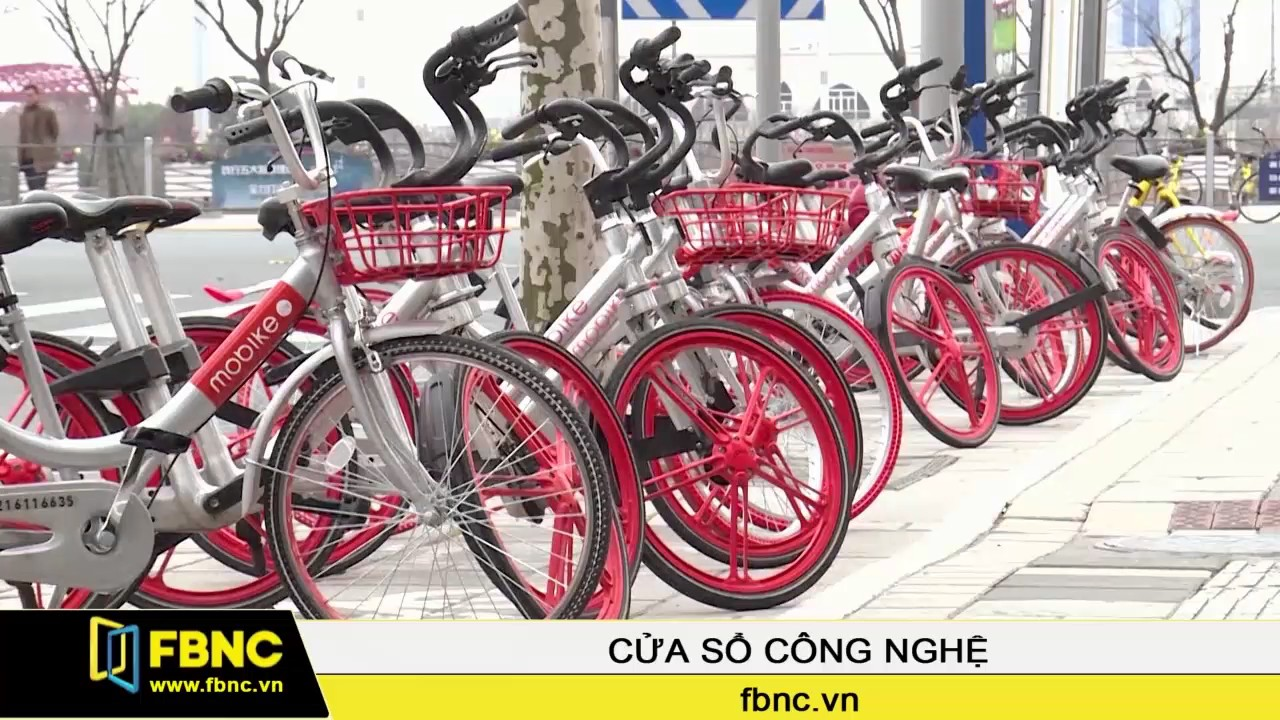 FBNC - Xe đạp hồi sinh tại Trung Quốc nhờ ứng dụng dùng chung xe