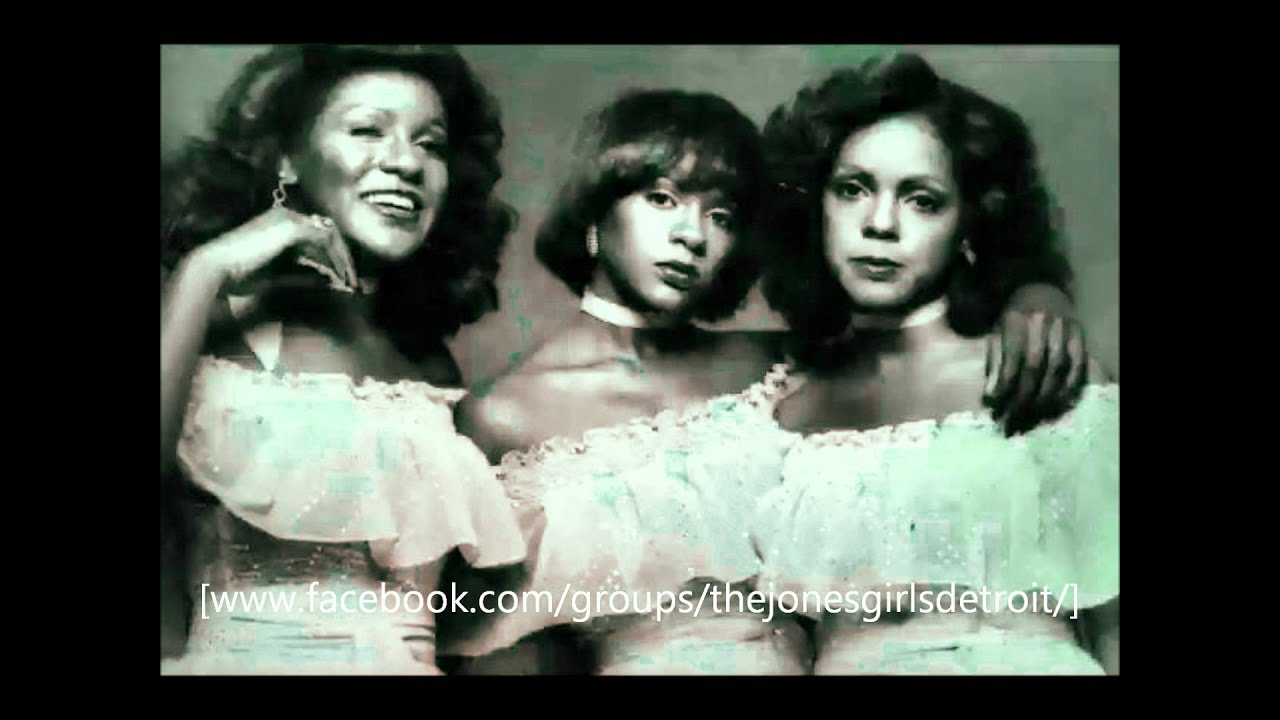 Jones Girls You Gonna Make Me Love Somebody Else Were A Melody