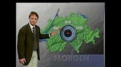 Wetterprognosen  SRF Archiv