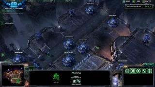 StarCraft II Wings of Liberty PC Gameplay Part 2 Ultra High Settings 720p HD