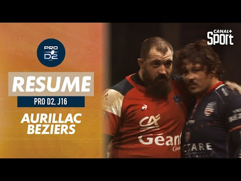 Le résumé de Aurillac / Béziers