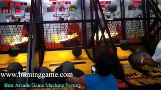 Street Basketball Arcade  Game Machine/Shooting hoops game machine(sales@hominggame.com)