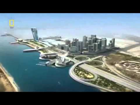 Megastructures Capital Gate The Leaning Tower Of Abu Dhabi Documentary