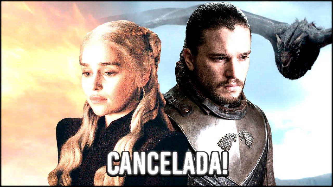 HBO Cancela Nova Série de Game of Thrones!