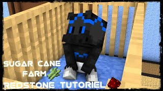 How to make an automatic suger cane farm