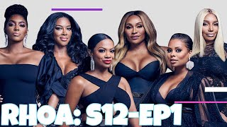 The Real Housewives of Atlanta | Season 12 Episode 1 | THE MOORE THE MERRIER [REVIEW] #RHOA