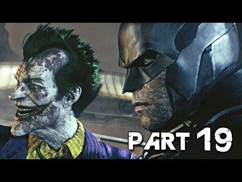 Batman Arkham Knight Walkthrough Gameplay Part 19 - Airships (PS4)