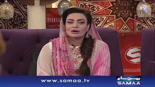 Mahnoor Altaf - Bano Samaa Ki Awaz - 30 June 2016