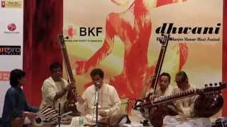 veena vocal dhrupad jugalbandi-pt.uday bhawalkar and ustad bahauddin dagar,raag chandrakauns,part 2