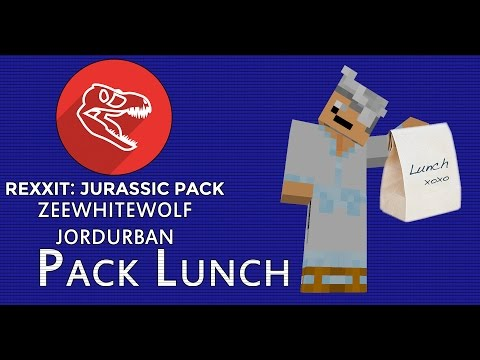 Pack Lunch - Minecraft Rexxit #3