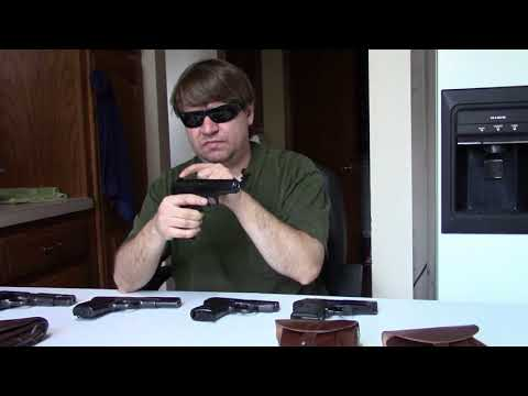 Military Pistols Of Poland - VIS P35, WZ33, P64, & P83