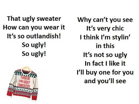 PHE   GR 4   Winter Program   Form   Ugly Sweater