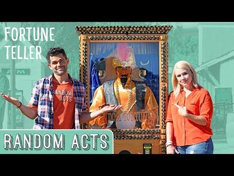 Random Acts Season 4: Fortune Teller - BYUtv
