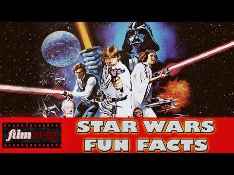 Favorite Star Wars Fun Facts: FilmStrip