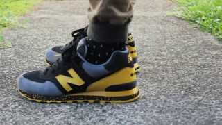 On Feet: New Balance x Shelflife x Dr  Z 574 City of Gold