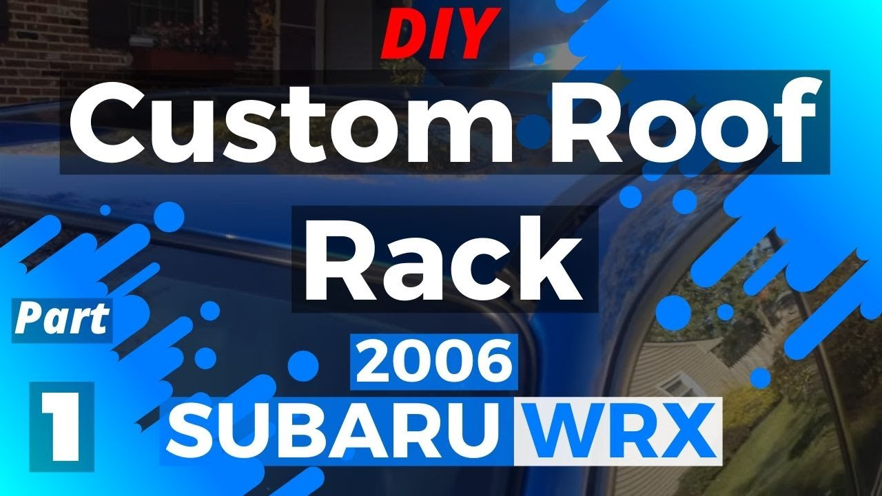 Diy Custom Roof Rack Part 1 4 How To Remove Rain Gutters