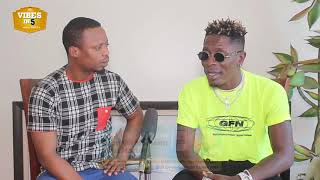 Shatta Wale talks about Bey@nce connection, blasts Sarkodie n hints about fresh beef with Stonebwoy.