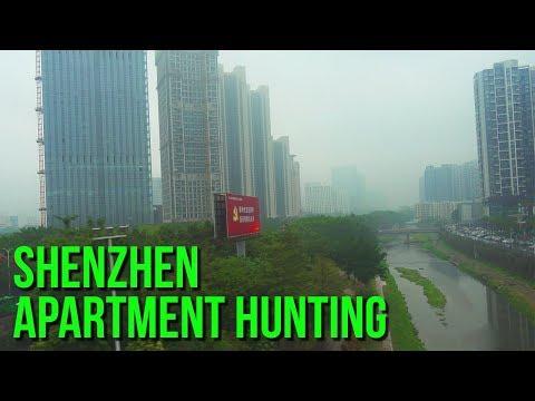 Shenzhen APARTMENT HUNTING (China) Part 3
