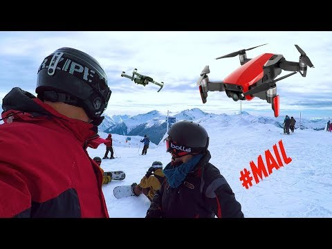 Can I take a drone on a Ski Resort ? //#MAIL-54