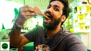 Food Tour Of Champa Gali Saket || Best Places to Visit in Delhi || Veggiepaaji