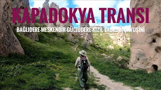 KAPADOKYA TRANSI -3-
