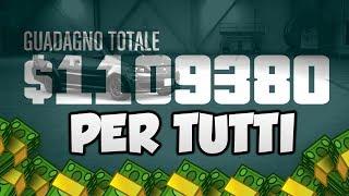 🔥GLITCH PER POVERI🔥 1 MILIONE in 10 MINUTI [GTA 5 Online Glitch 1.45]
