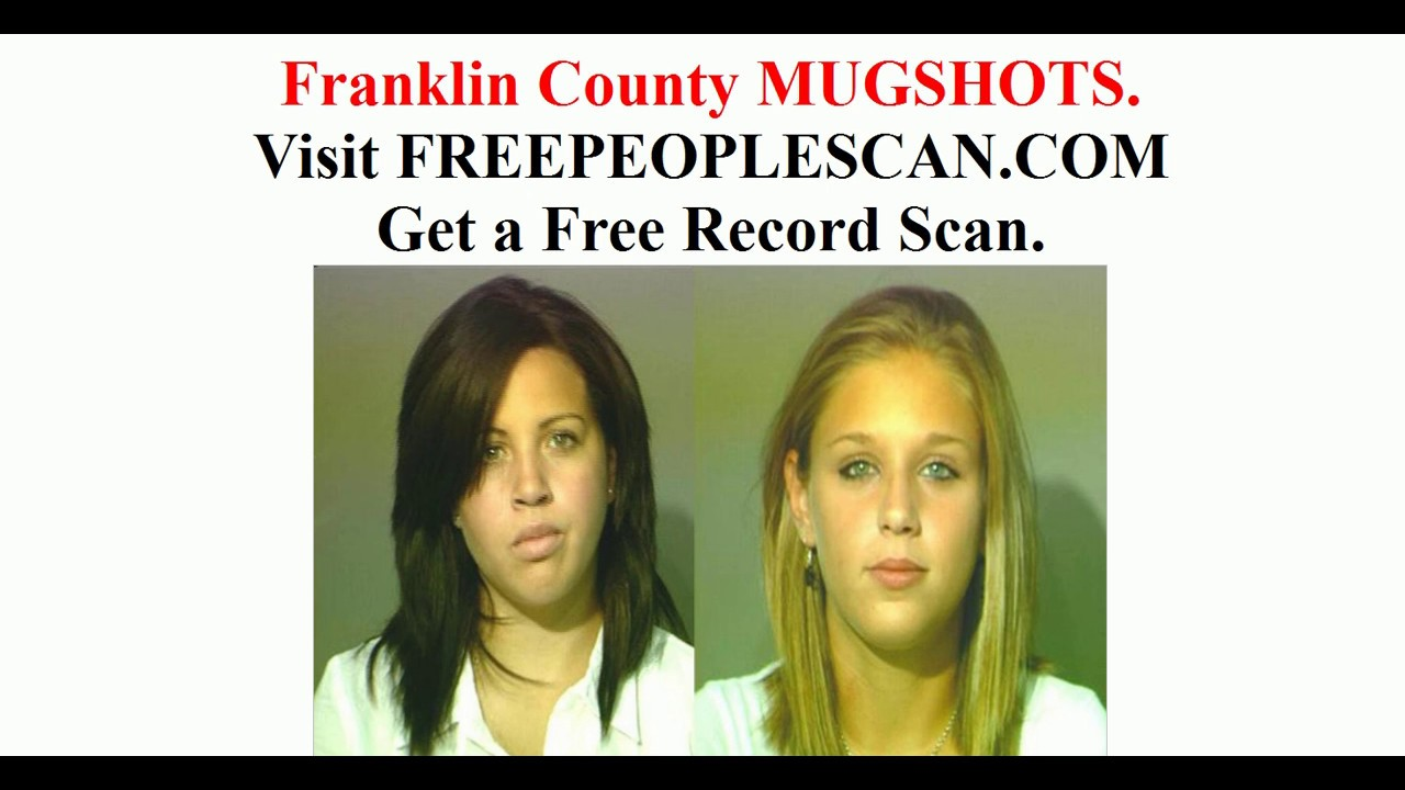 Franklin County Mugshots - YouTube