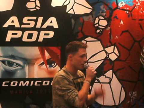 Colton Haynes in Asia Pop ComiCon Manila