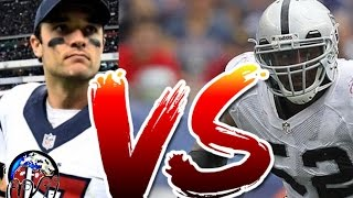 IS BROCK OSWEILER CAPABLE OF DEFEATING KHALIL MACK'S RAIDERS IN THEIR WILDCARD MATCHUP?