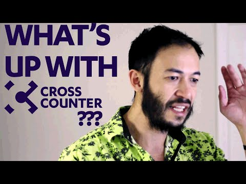 Just a little update on what's going on with Cross Counter TV