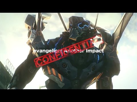 The End of Evangelion  Sohryu Asuka Langley vs Eva Series 60fps FI  sub ESP amp ENG