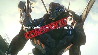 Análisis | evangelion Another impact. [CONFIDENTIAL]