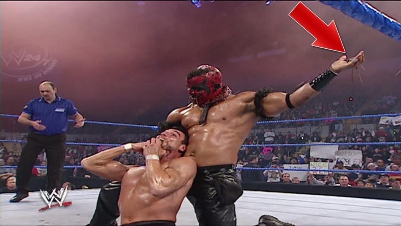 Download The Boogeyman Putting Worms In Nunzio's Mouth , The Boogeyman Vs Nunzio Smackdown 2005 HD Full Match