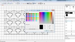 ♦ Crochet charts software • Рисую схему для вязания крючком • ellej