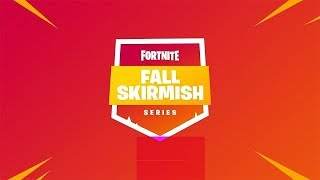 Fortnite Fall Skirmish Grand Finals and Streamvitational - IGN Live