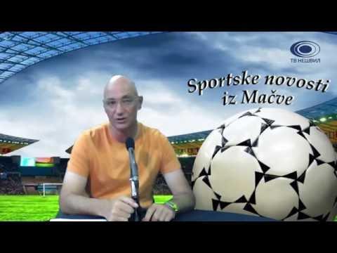 Sportske novosti iz Mačve-Radio Nešvil 20.06.2016