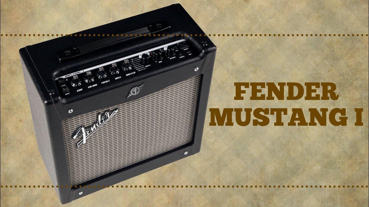 fender mustang 1 - turbo guitar #121 - youtube