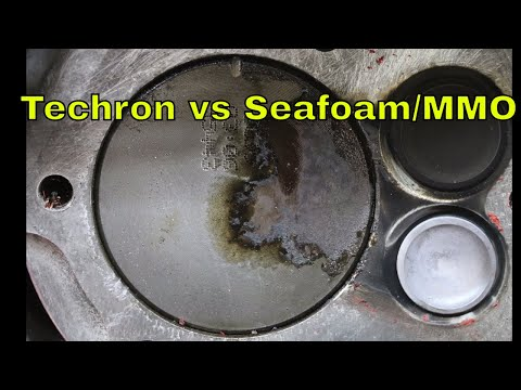 Seafoam & MMO vs Techron. Which keeps the engine cleanest?
