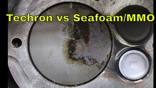Is Techron better than Seafoam? Let's see the proof!