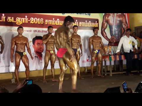 Mr cuddalore winer