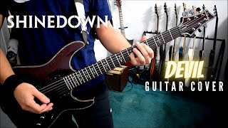 Shinedown - Devil (Guitar Cover)