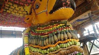 Mahanandi Abhisekam at Brihadeeswara Temple Thanjavur