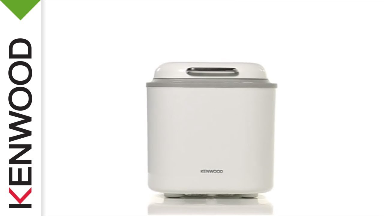 Kenwood Bread Maker | Introduction - YouTube