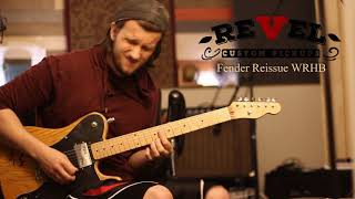 Revel Vintage '72 Wide Range Humbuckers Vs. Fender Reissue Wide Range Humbuckers