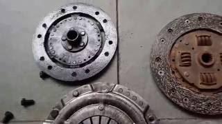 Noise cla cla cla  clutch or exchange(Escort XR3 85/86)