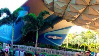 Spaceship Earth Ride POV - Epcot - Walt Disney World, Florida