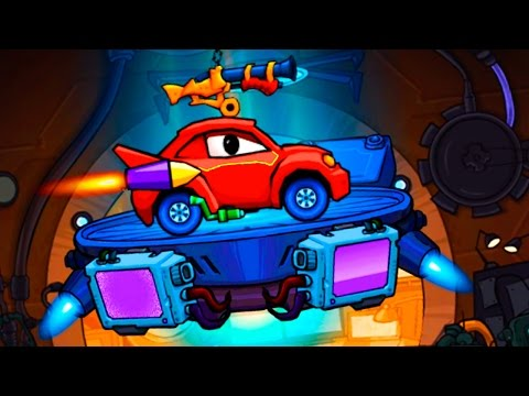 Car Eats Car 2 | Android Gameplay | Game By Spil Games